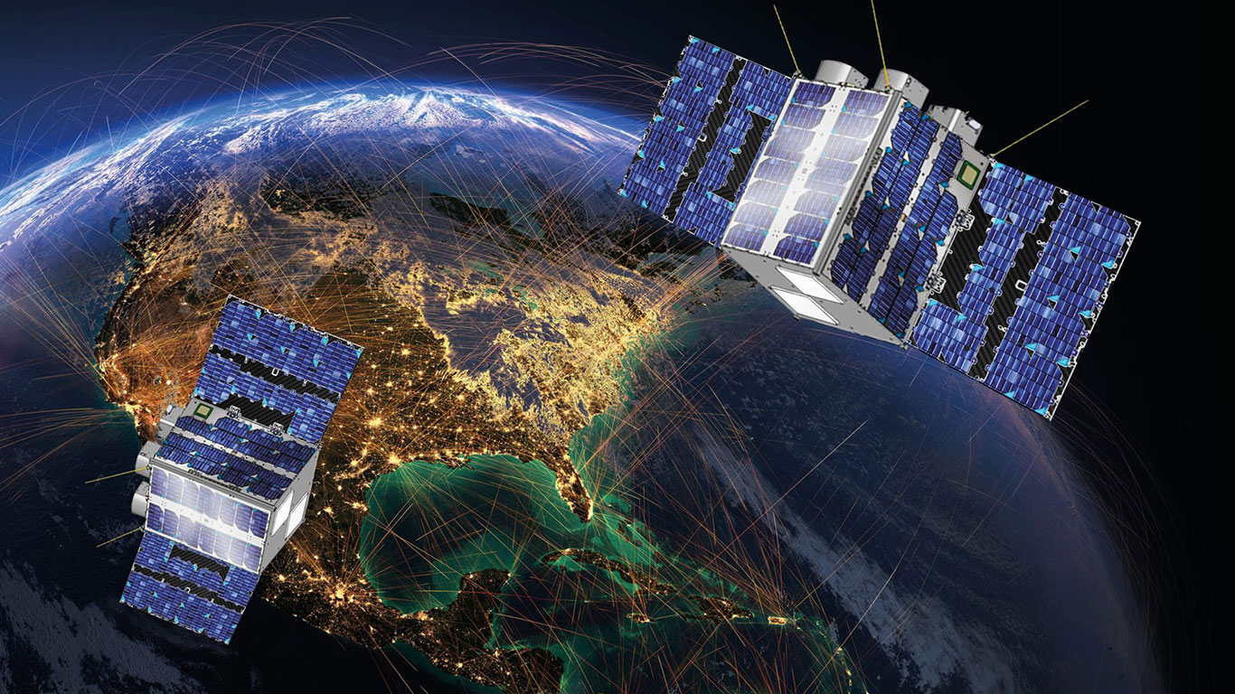 ANYWAVES selected by Thales Alenia Space for Omnispace's first space and ground 5G network