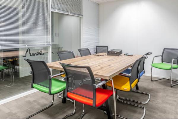 Anywaves premises meetings room