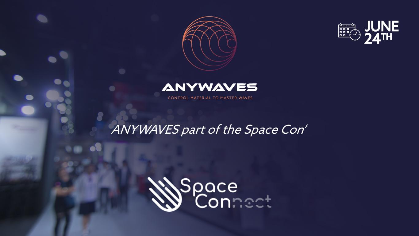 Come and visit us at the SpaceConnect'21!