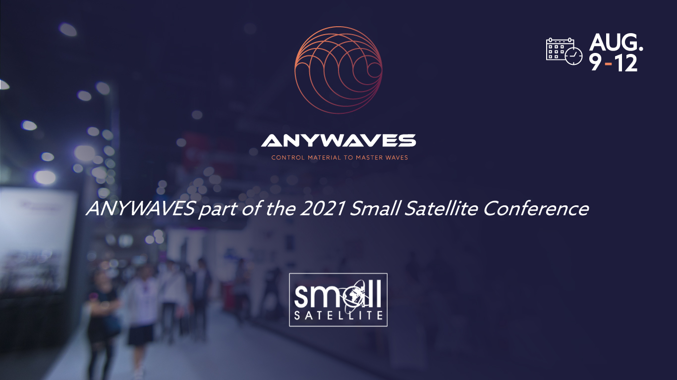 Small Satellite Conference : let's e-meet!