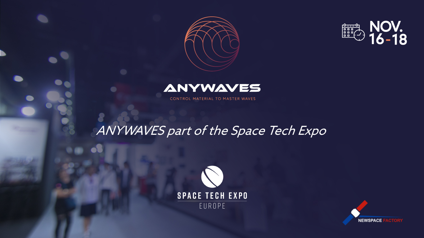 Get in touch with us at Space Tech Expo!