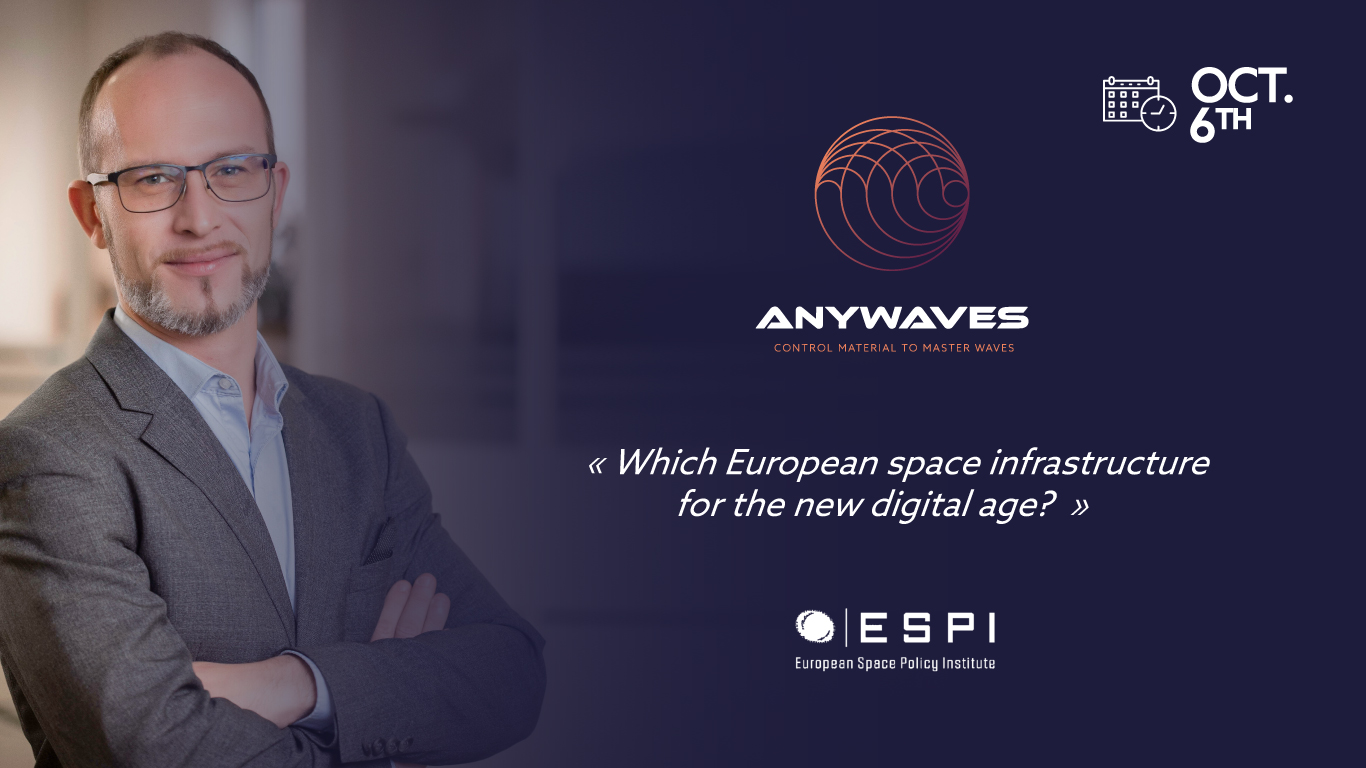 ANYWAVES part of the 15th ESPI Autumn Conference