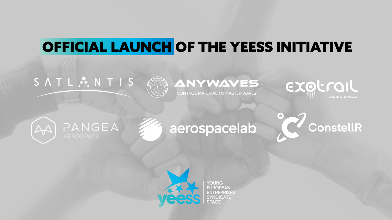 YEESS : a syndicate to facilitate and accelerate the New Space dynamic in Europe